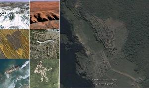 Ver Imagenes obtenidas en Google Earth
