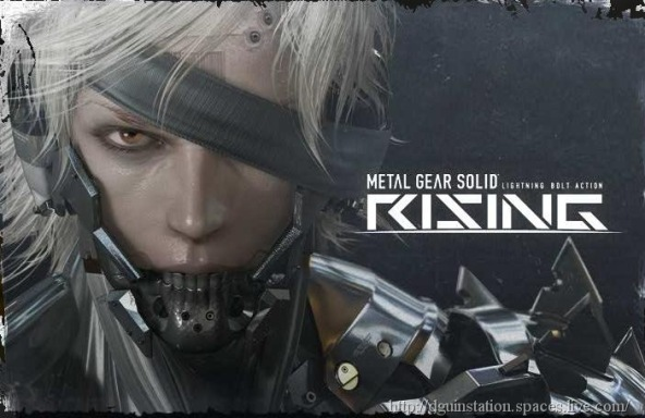 MetalGearSolid RisingRaiden