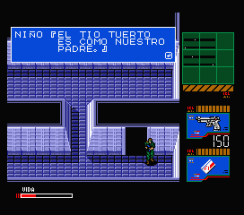 METAL GEAR 2 SOLID SNAKE MSX2_0000