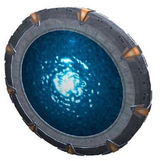 Stargate_papercraft