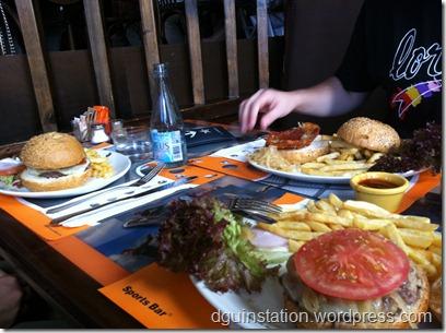 hamburguesas