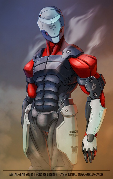 mgs2_cyber_ninja_by_ncrow-d48xcfy