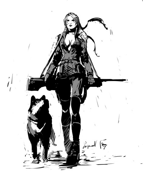 a_wolf_and_a_sniper_by_semsei-d4d0o6l