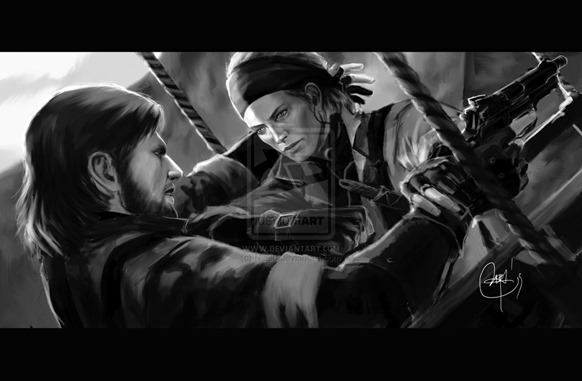 naked_snake_vs_the_boss_by_nia90-d6kv3wy