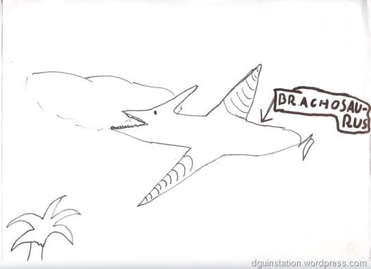 Brachosaurus